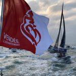 Arnaud Charpentier Vendee Globe 2016