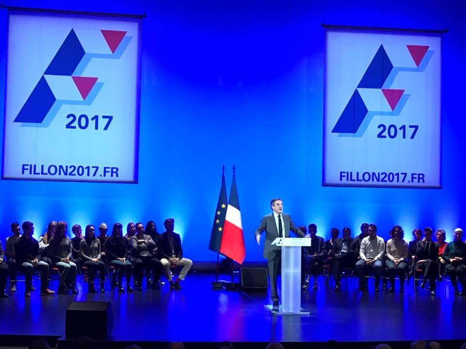 Arnaud Charpentier à Poitiers pour soutenir François Fillon